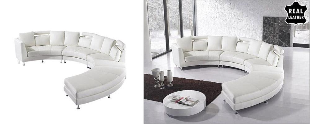 Modern Design Circular Sofa