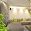 dom wypoczynek kominek, projekty salonów z kominkiem