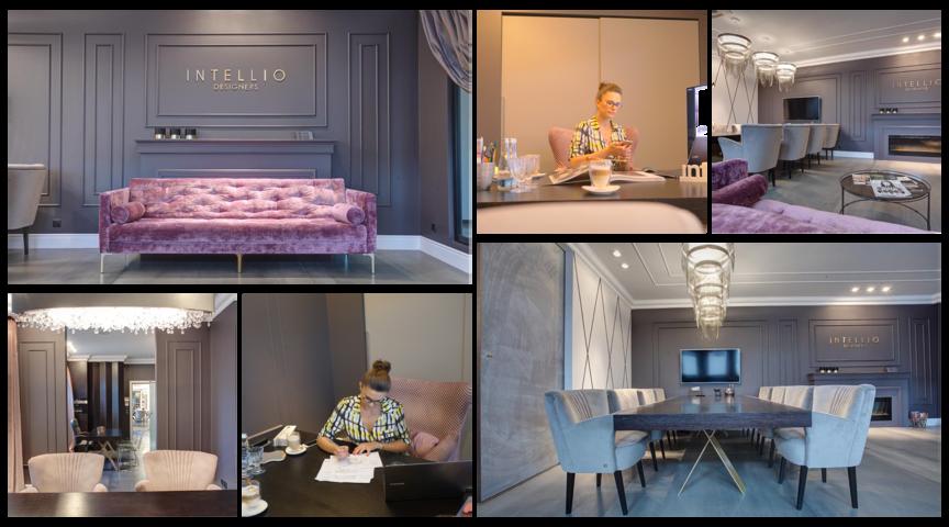 Projektowanie wnętrz luksusowych Intellio