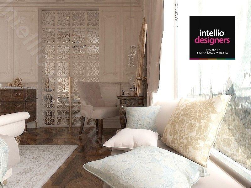Projekty wnętrz sypialni stylowej