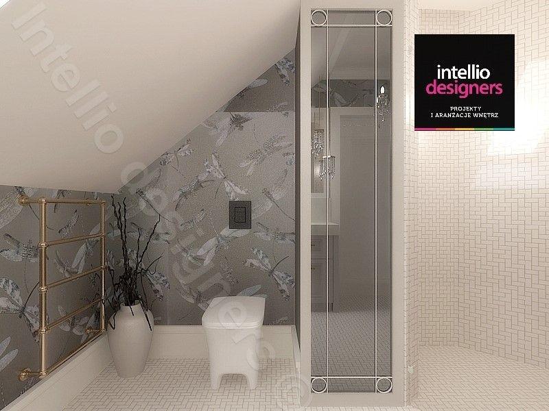 Łazienka projekty wnętrz - koncepcje, wizualizacje