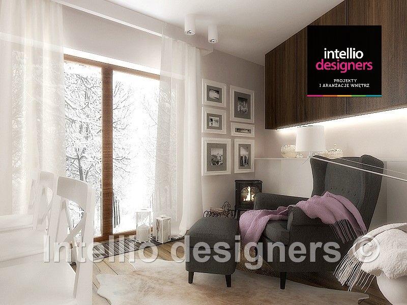 mieszkanie urządzone w stylu skandynawskim salon z aneksem jasny salon białe meble