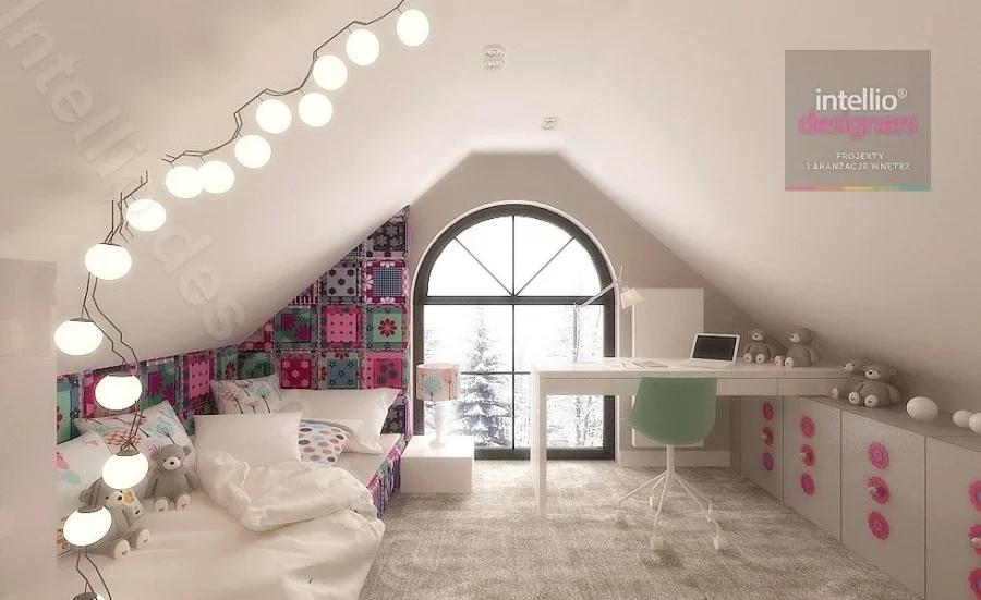 Pokoje dzieci, nowoczesne, przytulne i funkcjonalne pokoje dziecięce - aranżacje wnętrz