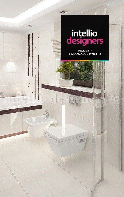 aranżacje wnętrza łazienka wanna toaleta bidet okno