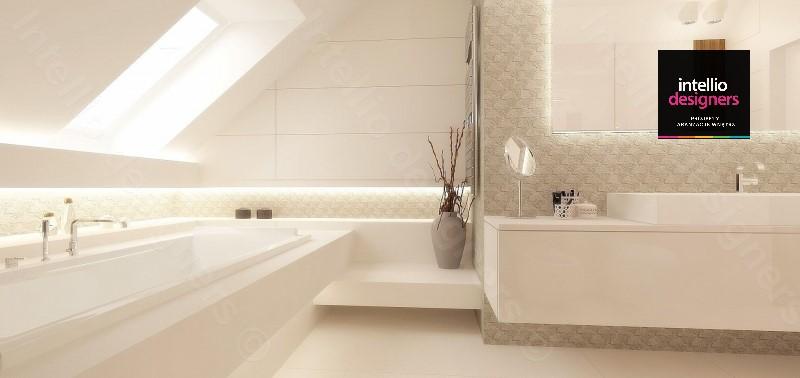 Łazienka na poddaszu aranżacje inspiracje komfort i styl