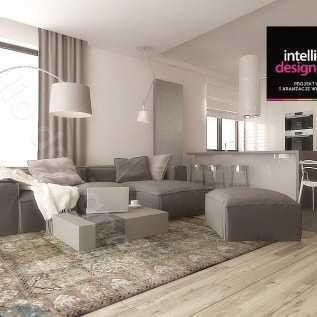 Projektowanie wnętrz - studio Intellio designers