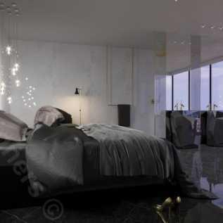 Apartamenty i penthousy inspiracje luksusowych i stylowych wnętrz
