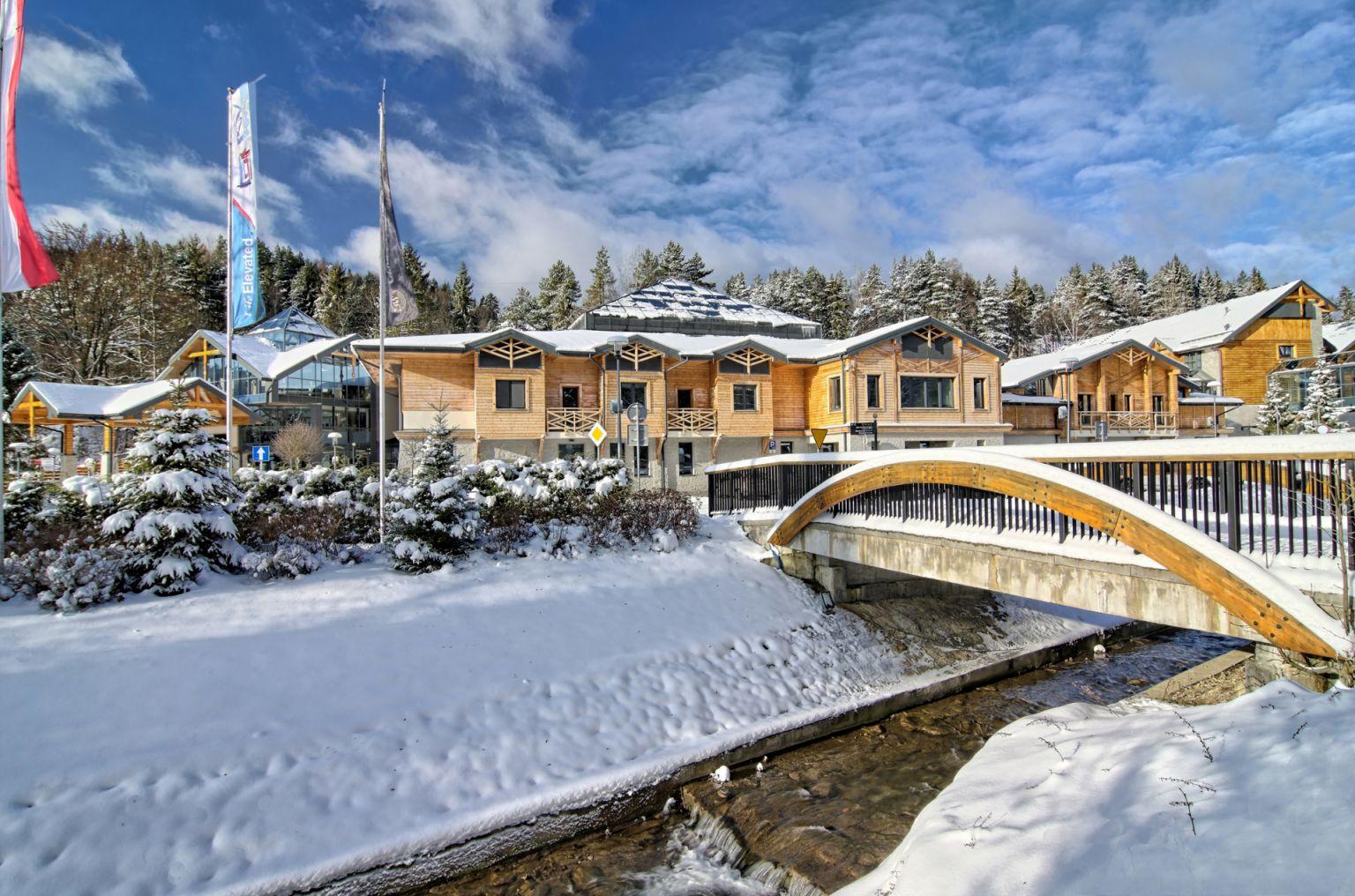 Zachwycający hotel w Krynicy Zdroju