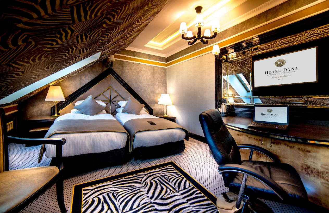 Hotel Dana - Business and Conference - Hotel w Szczecinie