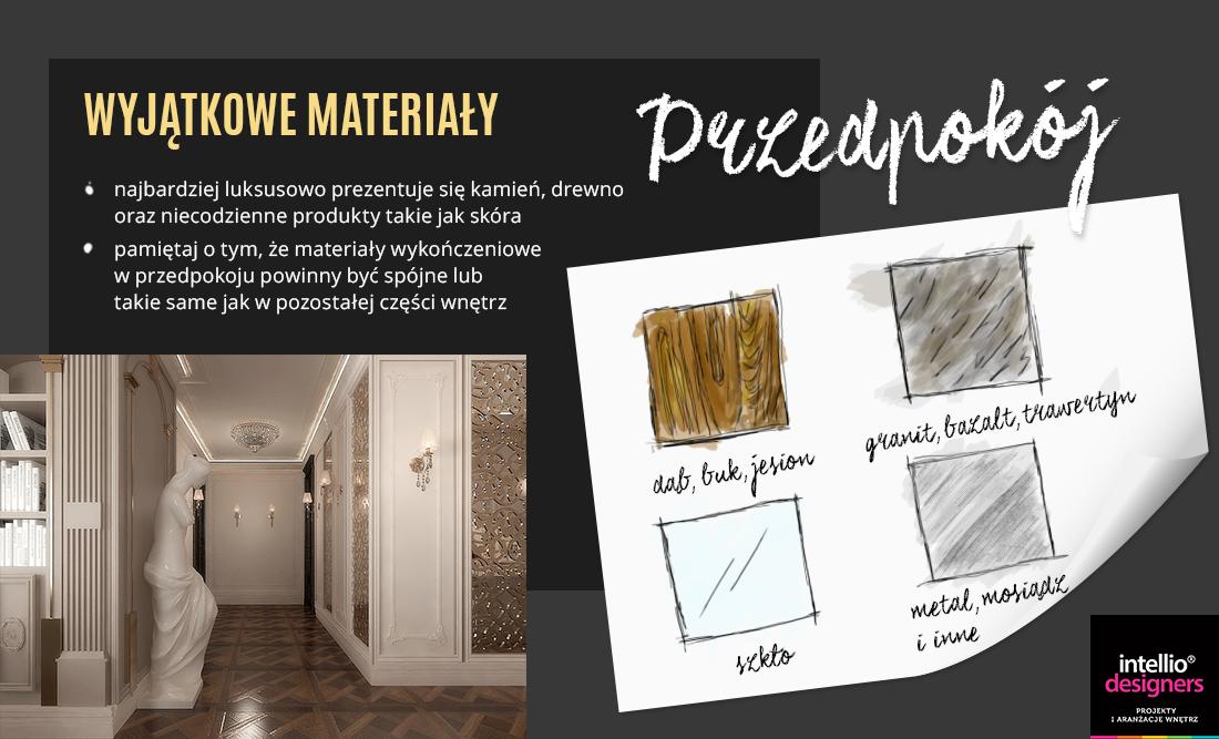 Ściany i podłogi, dobór materiałów wykończeniowych - płytki, panele, farby. Stylowe i nowoczesne wnętrza.