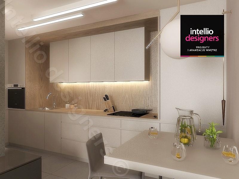 Projekt apartamentu w OVO Wrocław