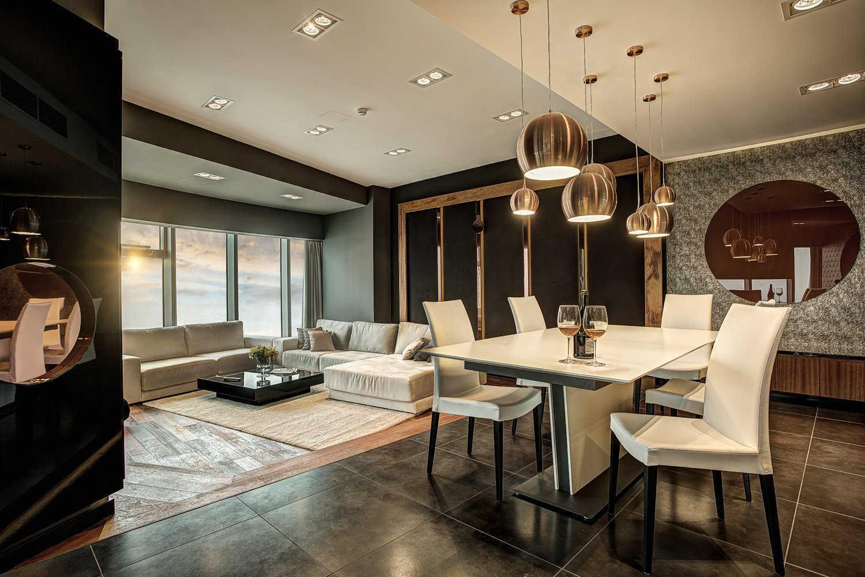Apartamenty Sky Tower - luksus i komfort