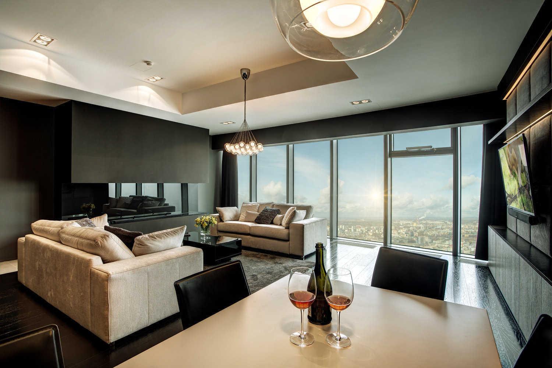 Nowoczesne i luksusowe wnętrza - projektowanie i aranżacja