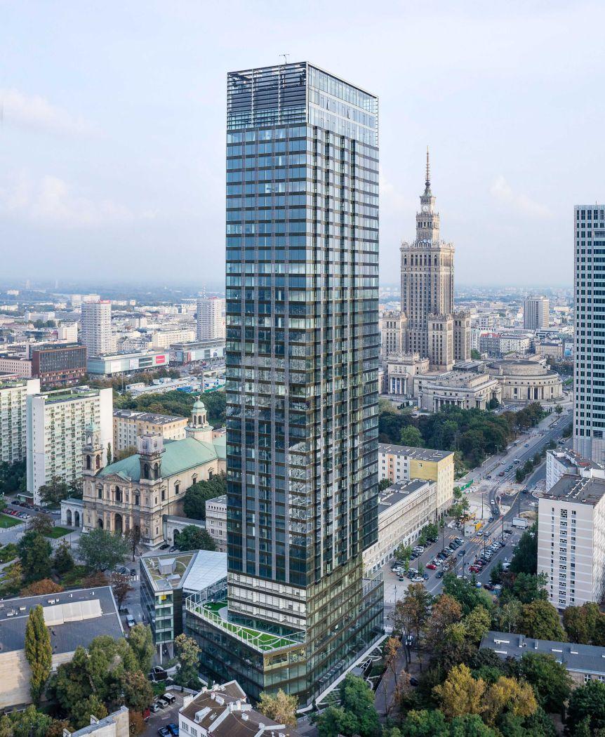 Projekty i aranżacje wnętrz w Warszawie