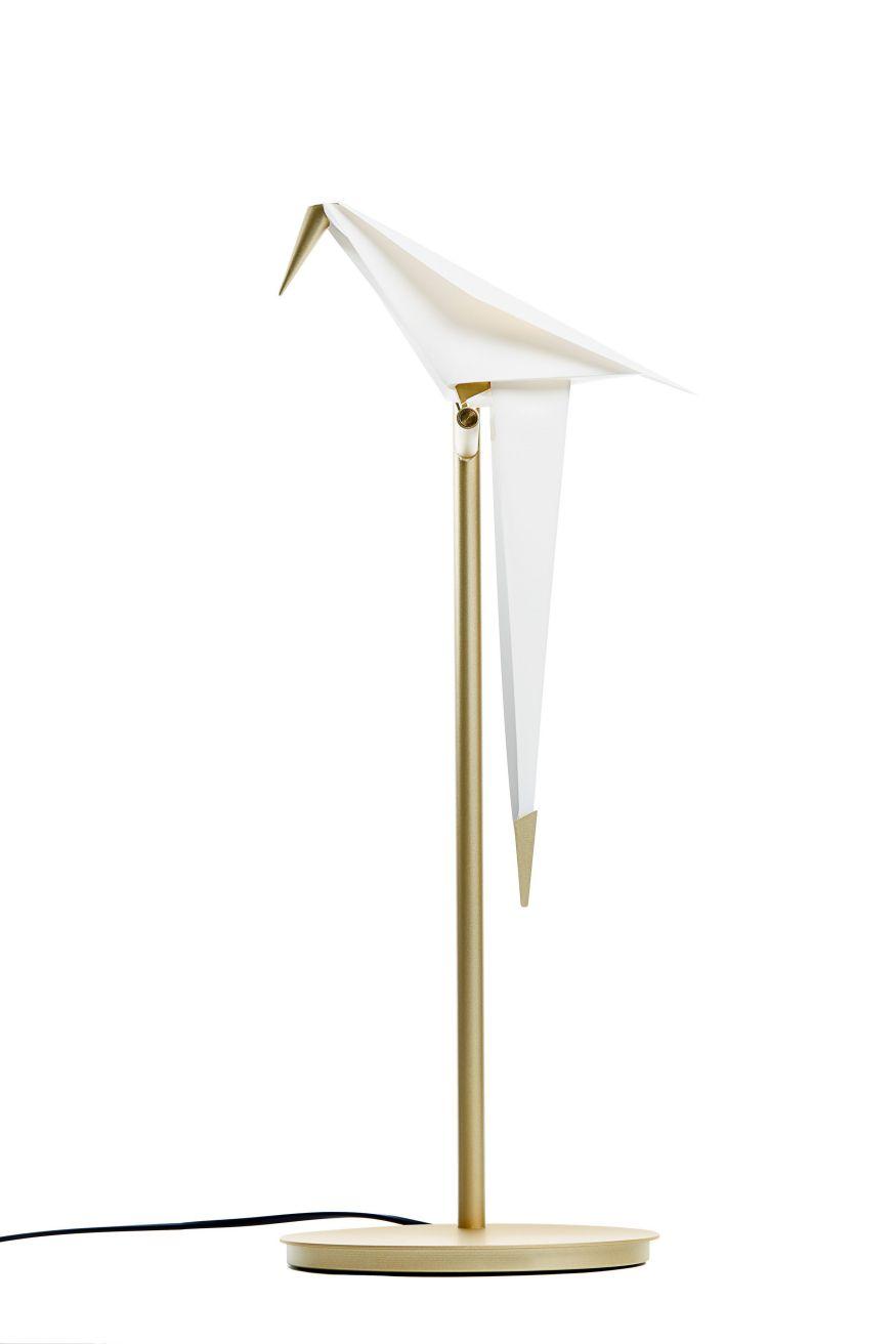 Lampa stołowa Perch Light Table marki Moooi