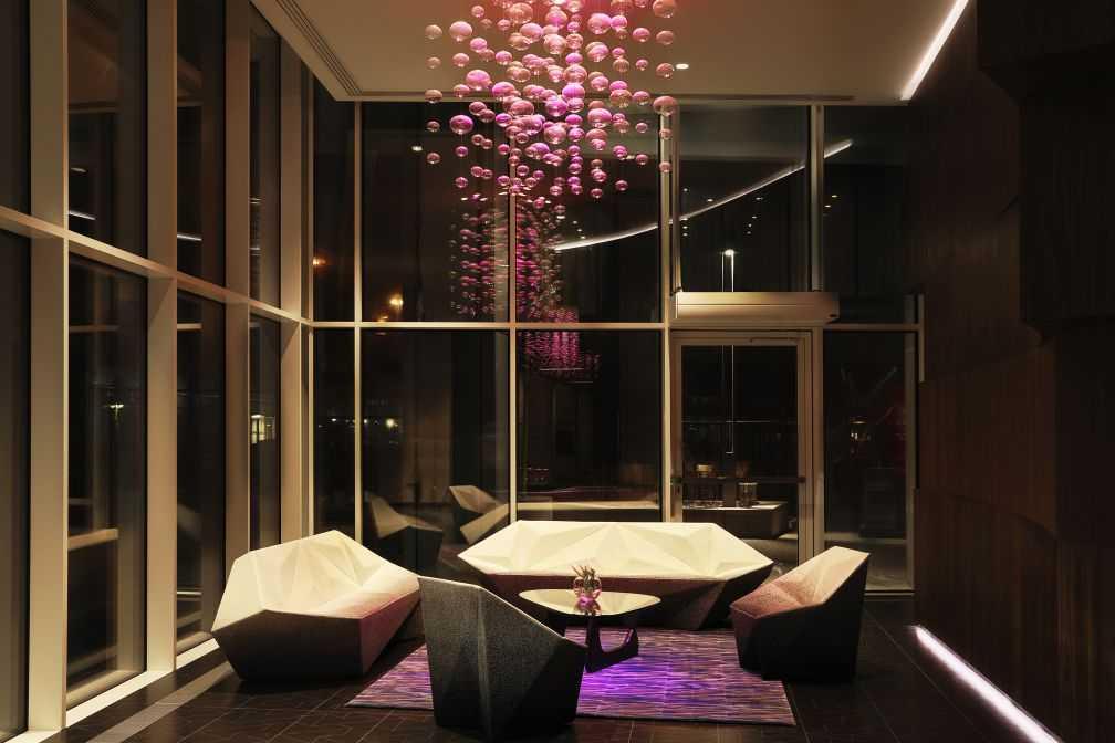 Aranżacje wnętrz w apartamentach w Warszawie