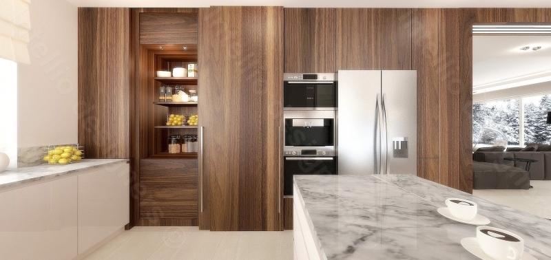Funkcjonalne wnętrz podział mieszkania aranżacja kuchni