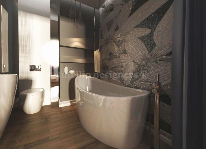 Urządzanie SPA w domu, aranżacja luksusowej łazienki