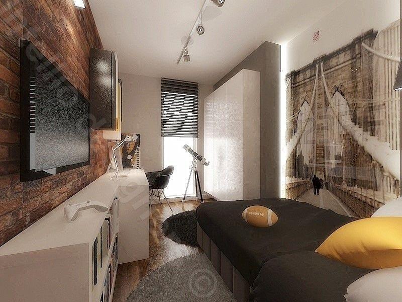 Mieszkanie w bloku projekt i wykonanie remontu