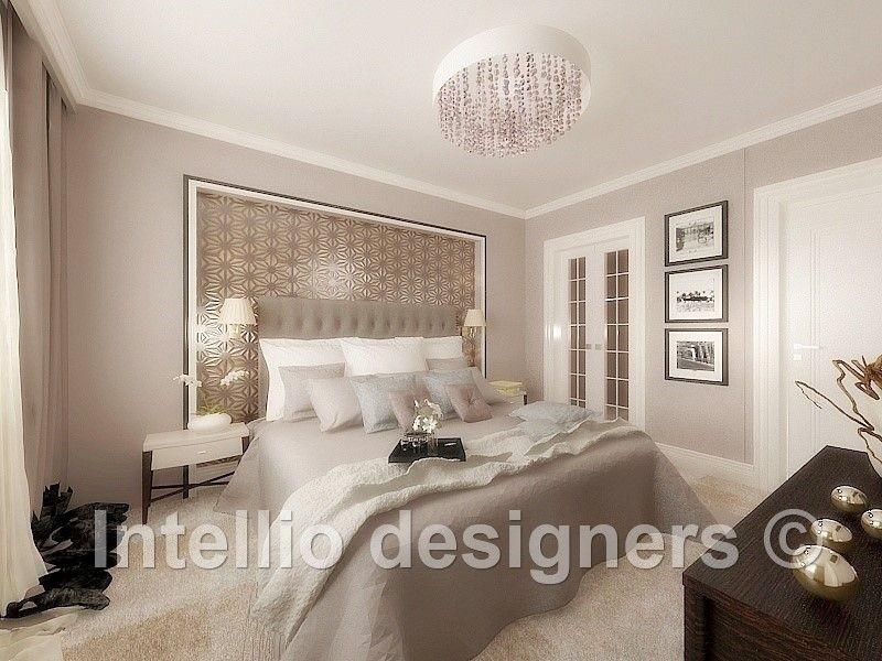 Koncepcja sypialni wyposażenie wnętrz sypialni ze snów