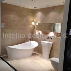 aranżacja i dekoracja łazienki - zdjeia wizualizacje 3D