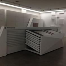Zdjęcia ze szkolenia Max-Fliz w fabryce Porcelanosa