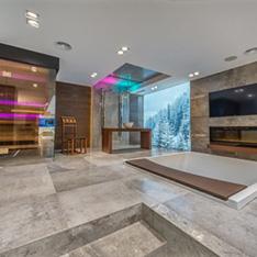 Prestige Room wellness zdjęcie realizacji projektu Intellio designers sauna i jacuzzi