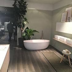 Aranżacje łazienek na targach meblarskich