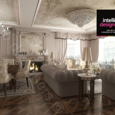 Luxurious design Cracow, president apartament
