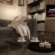 Apartamenty zaprojektowane przez Intellio designers