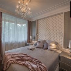 Aranżacja sypialni w stylu francuskim
