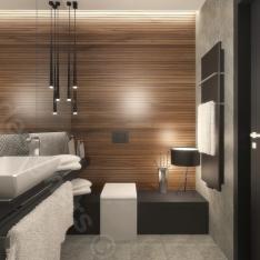 Łazienka w rezydencji Nowy Targ