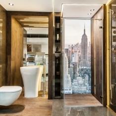 Koncepcje, projekty, aranżacje łazienek