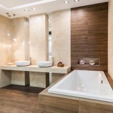 Ekskluzywne wnętrza - koncepcje, projekty, aranżacje łazienek na indywidualne zamówienie