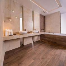 Projekty łazienek autorstwa Intellio designers