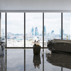 Krakowska pracownia projektowa - inspiracje urzadzenia wnętrz luksusowego apartamentu