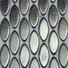 aranżacje sicis mozaika płytka łuski ryby zielone