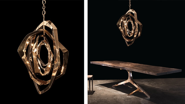 oswietlanie La Cage Hudson Furniture