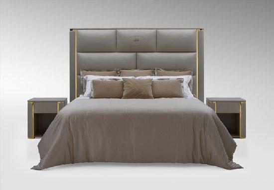Łóżko Montgomery