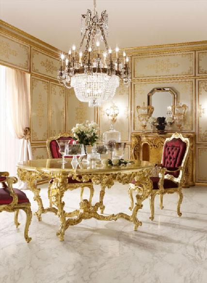 luksusowe meble
